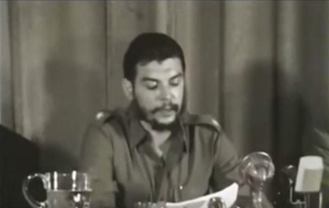 Che Guevara: Intromisiones estadounidenses en América