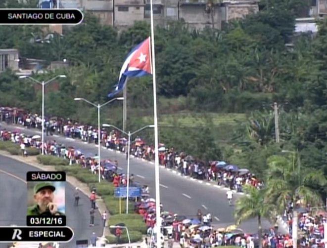 Regresa Fidel a la cuna de la Revolución cubana