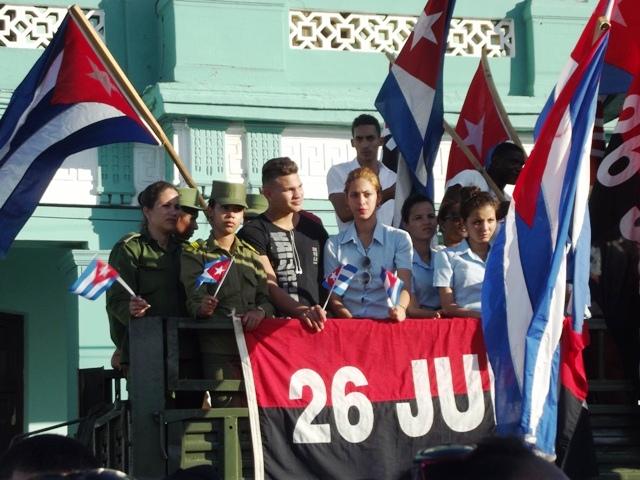 Fidel, otra vez en Camagüey (+Audio y Fotos)