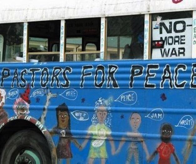 Rechazan Pastores por la Paz bloqueo de Estados Unidos contra Cuba
