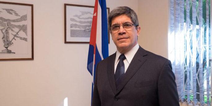 Cuba rechaza negativa de EEUU de regresar diplomáticos a la Isla