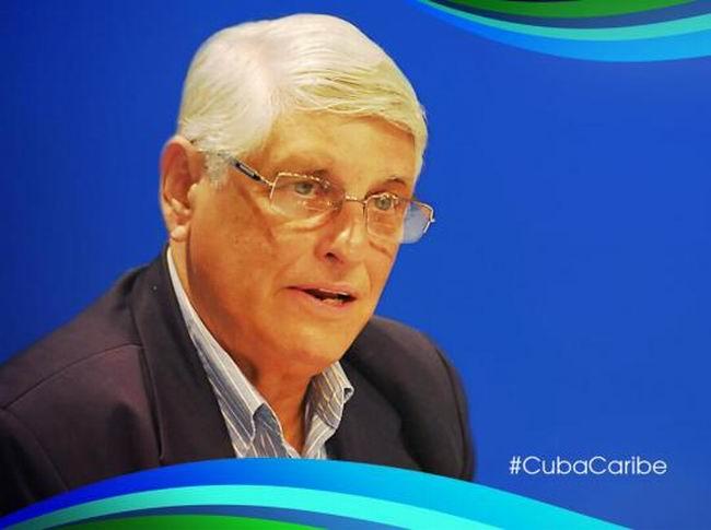 Carlos Zamora Rodríguez, subdirector general para América Latina y el Caribe del Ministerio de Relaciones Exteriores