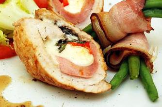 La Receta de hoy: Carne de cerdo enrollada