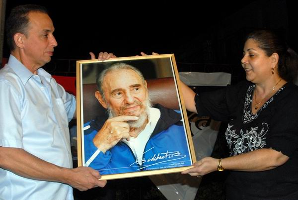 Antiterrorista cubano Antonio Guerrero realza valor de Comités de Defensa de Revolución