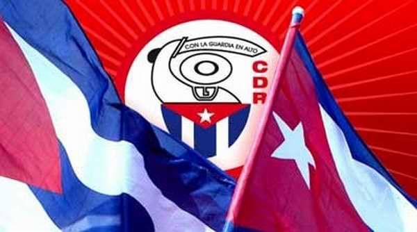 En Cienfuegos, los Comit�s de Defensa de la Revoluci�n celebran aniversario
