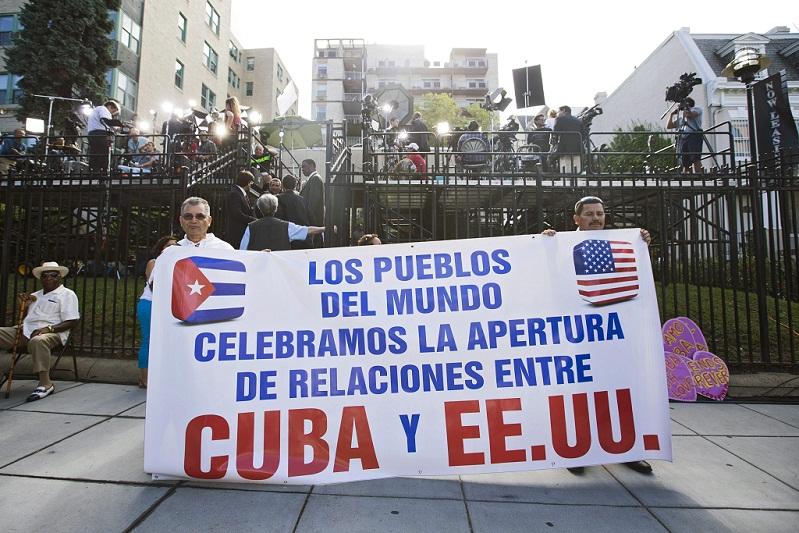 55 años de injusto bloqueo de Estados Unidos contra Cuba