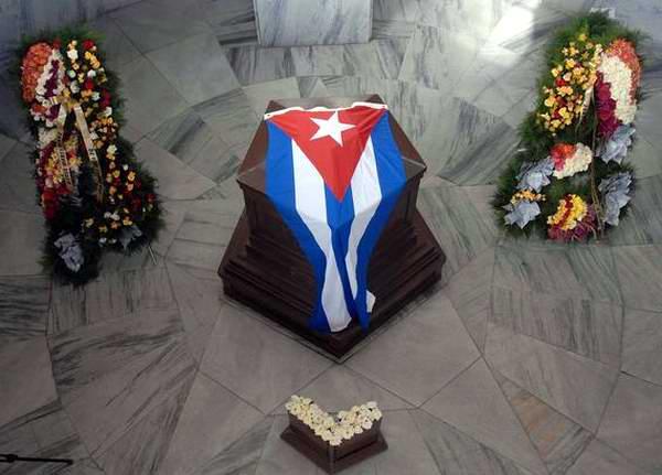 Brigada Latinoamericana y Caribeña rinde homenaje a José Martí