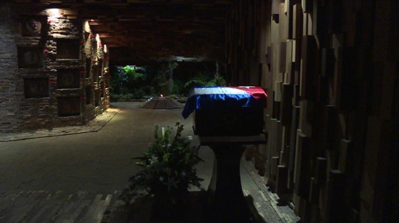 Los restos de Fidel descansan en la Plaza de la Revolución de Santa Clara