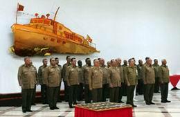 ceremonia de ascenso a oficiales de las FAR. Foto tomada de Granma