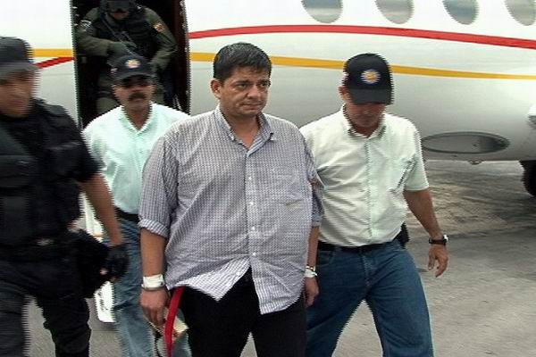 Francisco Chávez Abarca, mano derecha de Luis Posada Carriles