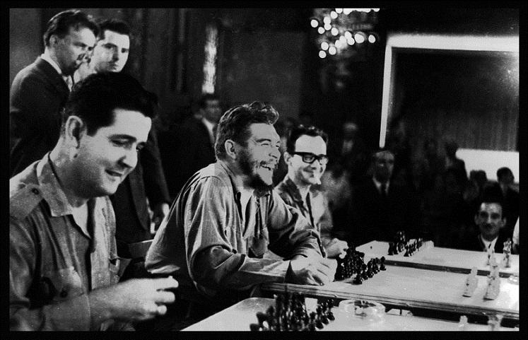 Che Guevara y su pasión por el Ajedrez (+Audio)