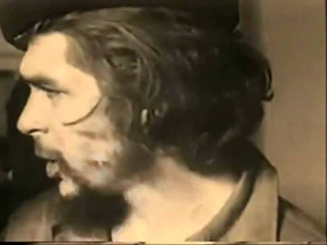 Che Guevara: Debemos concentrar los esfuerzos en aumentar la productividad (+Audio)