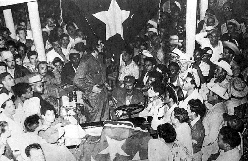 El Che, hijo adoptivo de Cabaiguán