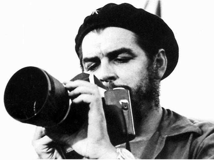 El Che un enlace en la vida de Marina, en la memoria entre Cuba y Argentina