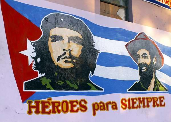 Camilo y Che: dos hombres y un mismo ideal