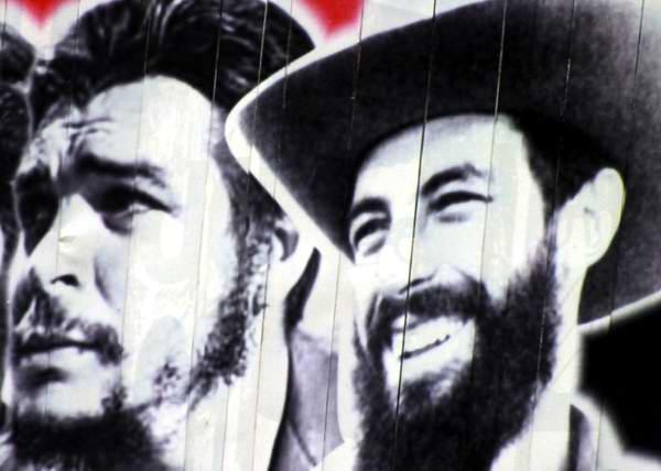 Resaltan pioneros figuras de Camilo y Che