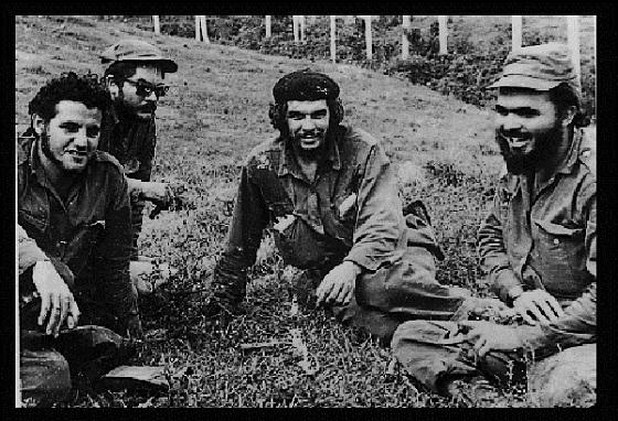 Ernesto y el día de holganza en la guerrilla boliviana