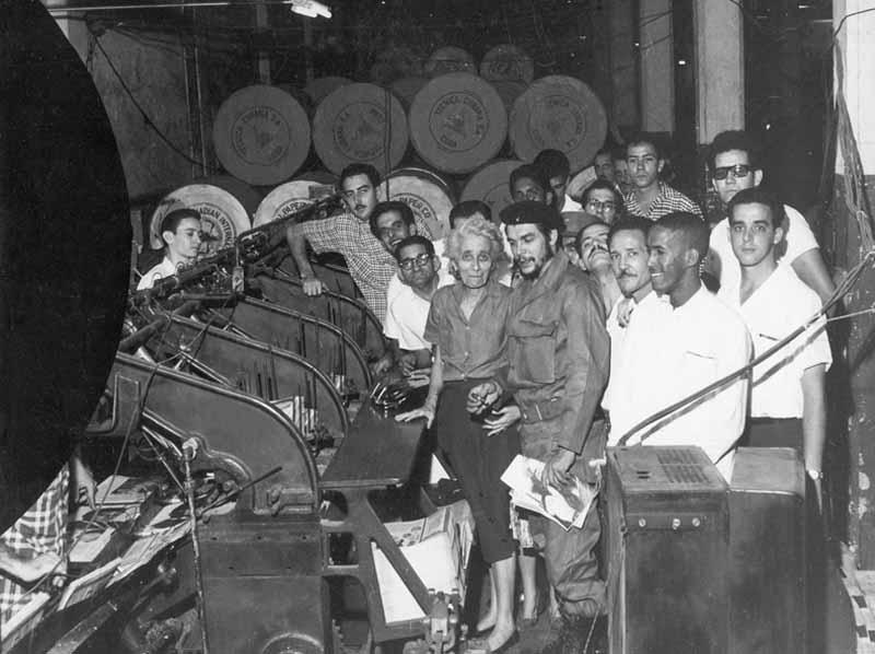 """Che Guevara: """"La opinión de los pueblos vale"""" (+Fotos)"""