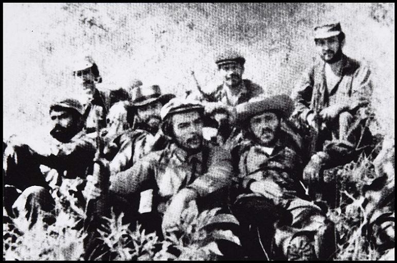 """Che Guevara: """"Palabra de Francotirador"""""""