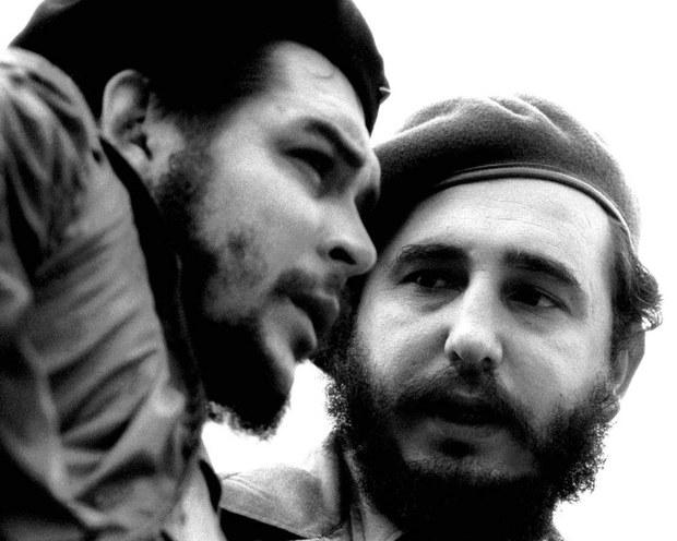 La gran amistad de Fidel y el Che