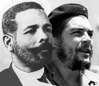Cuban Students Pay Tribute to Che Guevara and Antonio Maceo