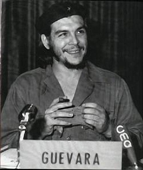 Ernesto Guevara: Vivencias de la guerra