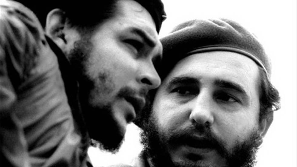 Che Guevara a un año del combate de Santa Clara