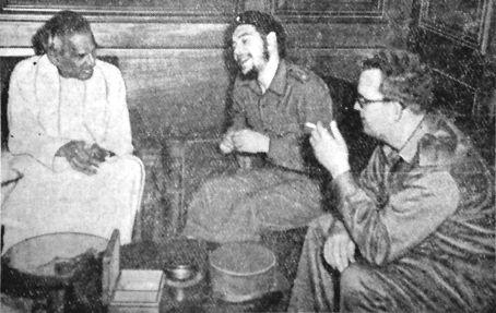 Che Guevara, peregrino universal