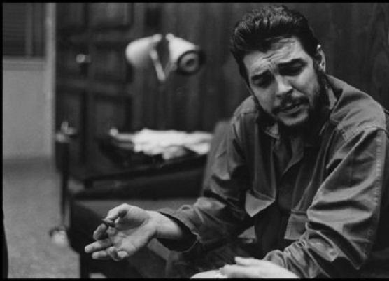 El Che habla sobre el Segundo Frente Nacional del Escambray