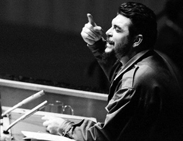 Che Guevara: Nosotros somos el presente y nosotros mismos construimos el porvenir (+Audio)