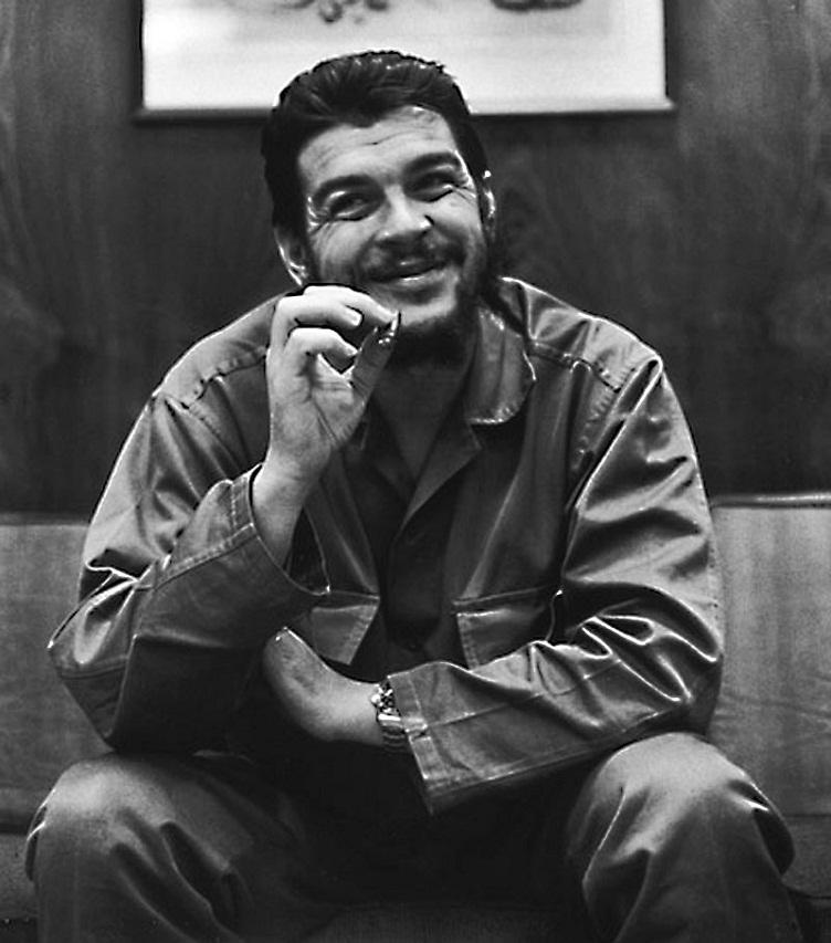 El Che a casi seis años se reencuentra con sus padres