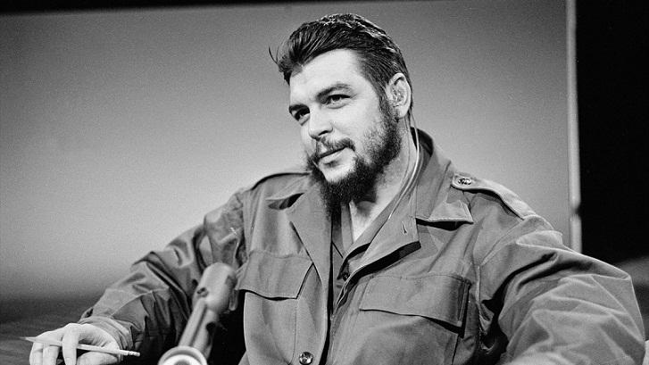 El Che participa en Matanzas en el homenaje a Antonio Guiteras