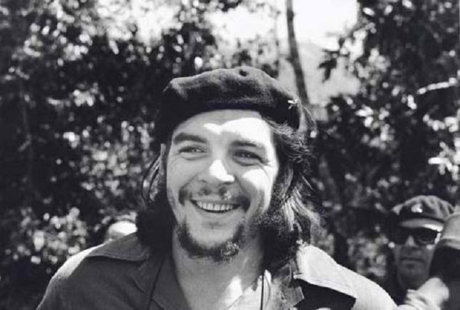 El Che en la Sierra boliviana