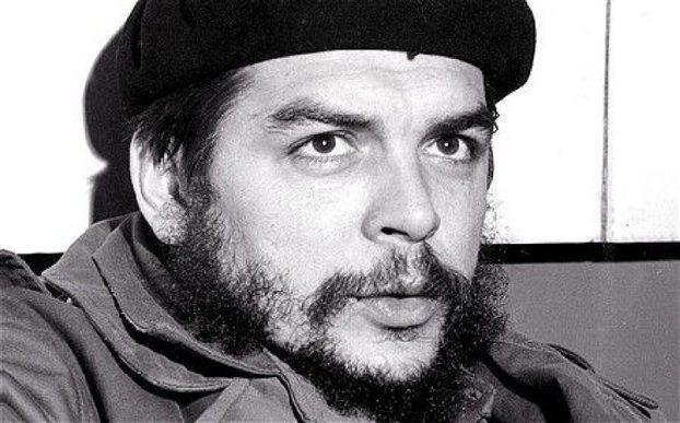 Che Guevara, viajes del Congo a Tanzania