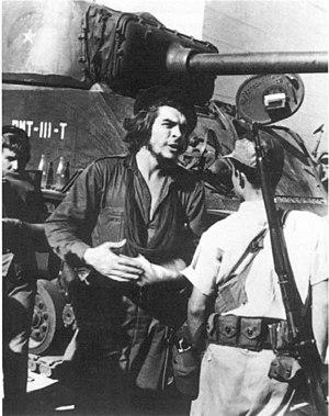"""Che Guevara: """"Sin novedad de la Paz"""""""