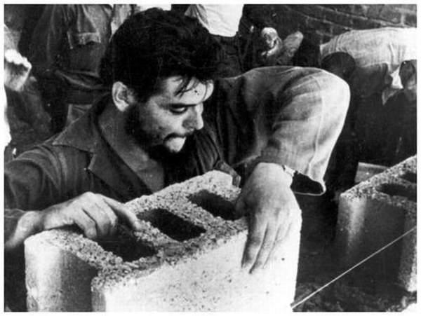 El Che y su concepción del trabajo voluntario (+Audio)