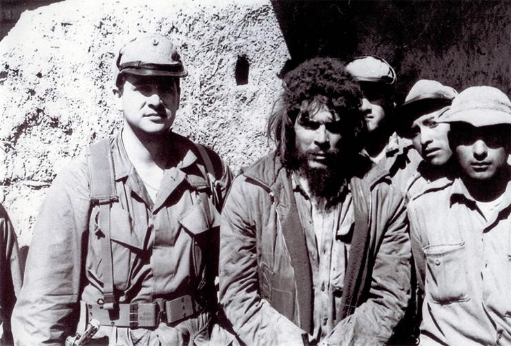 De vuelta al Ñancahuazú, primer campamento de la guerrilla del Che