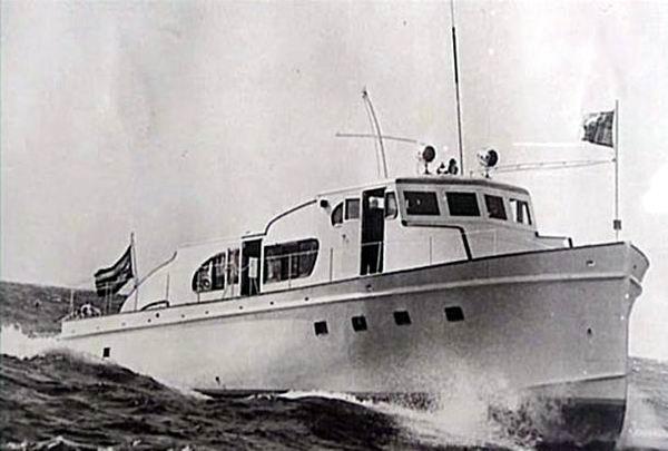 """A partir de la madrugada del 25 de noviembre de 1956, zarpó en la expedición del yate """"Granma"""""""
