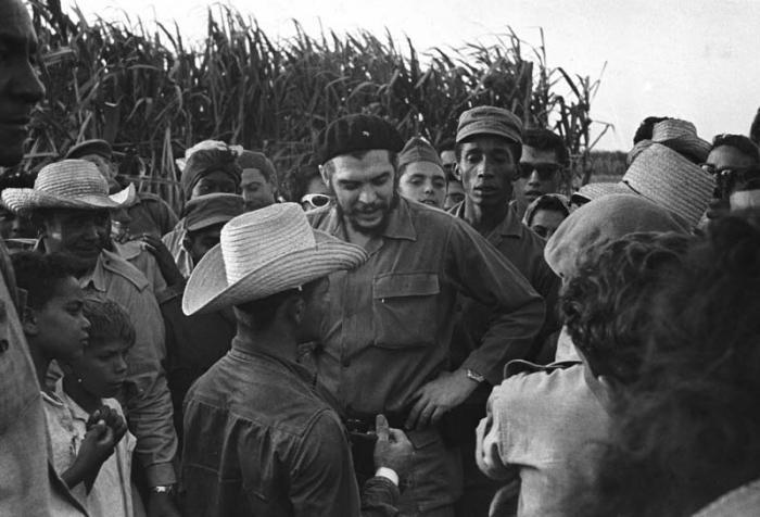 Che Guevara, ciudadano cubano por nacimiento