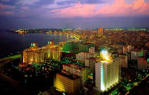 Havana Among Finalists in Seven Wonder Cities Contest