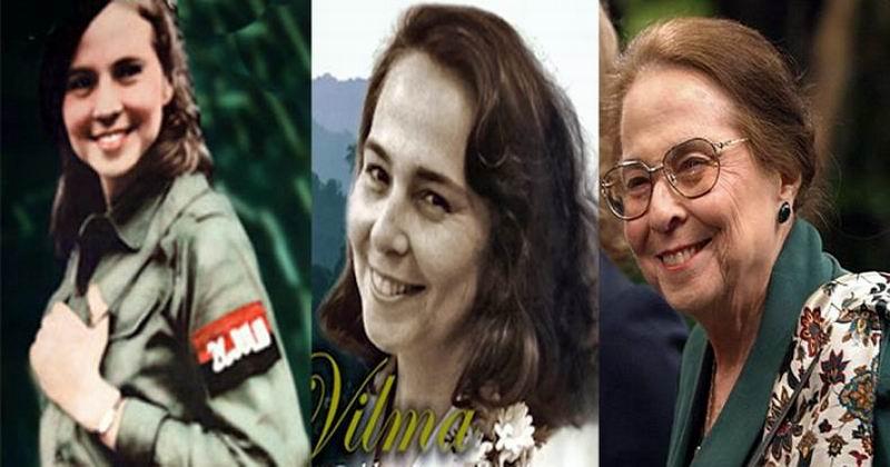 Vilma Espín en la memoria de los santiagueros. Foto: Miguel Rubiera