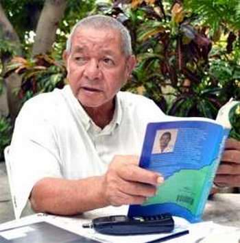 Falleci� el combatiente Eloy Rodr�guez T�llez
