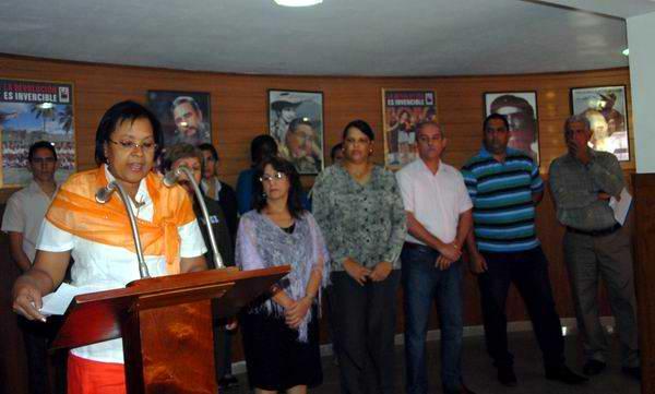 Constituyen Comisión Electoral en La Habana (+Audio)