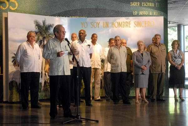 Toma posesión la Comisión Electoral Nacional. Foto Yaciel Peña
