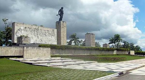 Over 100 thousand people visited Che Guevara Sculpture Complex in 2017