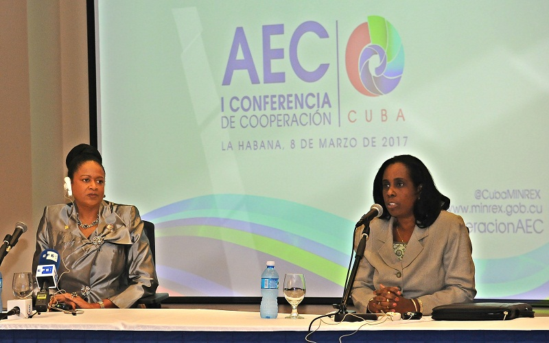 First ACS Cooperation Conference starts in Havana