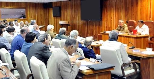 Cuba: el plan de la econom�a y el presupuesto del Estado son sagrados