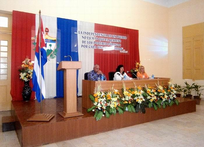 Aprueba Cienfuegos nuevo cargo de vicepresidente de Asamblea del Poder Popular