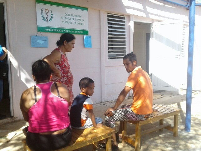 Benefician obras sociales en Quivicán