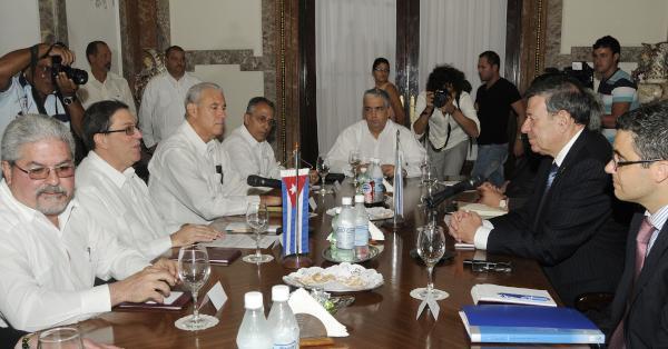 Cuba and Uruguay Ratify Interest in Strengthening Bilateral Bonds